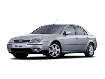 ford mondeo-sedan-ghia-20-16v-aut-2006 frente