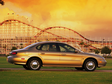 ford taurus-sedan-lx-30-v6-24v-1998 lateral