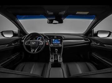 honda civic-15-touring-turbo-cvt-2017 painel