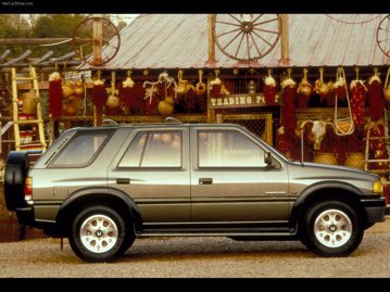 honda passport-lx-4x4-v6-32-24v-aut-1995 lateral
