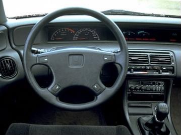 honda prelude-coupe-si-22-16v-aut-1995 painel