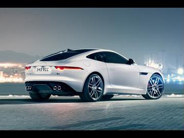 jaguar ftype-50-v8-r-coupe-4wd-2017 traseira