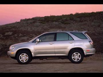 lexus rx-300-30-v6-1999 lateral