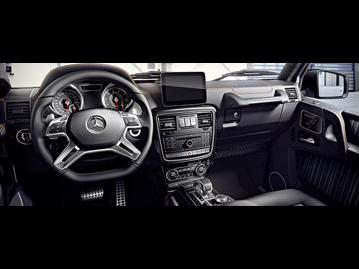 mercedes-benz g-63-amg-4matic-2017 painel