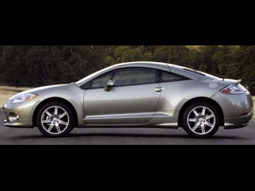 mitsubishi eclipse-gt-38-v6-aut-2009 lateral