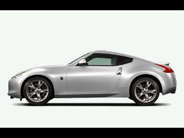 nissan 370z-2008 lateral