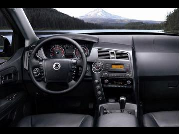 ssangyong actyon-sports-glx-cd-20-16v-155cv-diesel-2015 painel