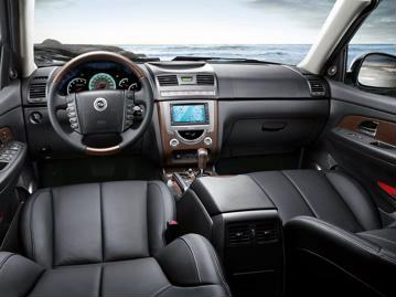 ssangyong rexton-w-27-rx270xdi-2015 painel