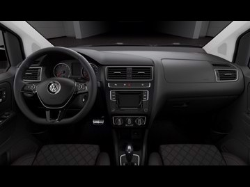 volkswagen fox-16-16v-msi-highline-imotion-flex-2018 painel