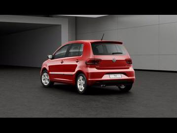 volkswagen fox-16-16v-msi-highline-imotion-flex-2018 traseira