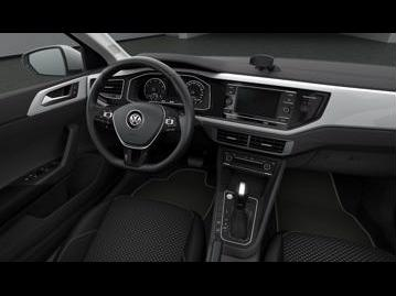 volkswagen polo-hatch-highline-200-tsi-flex-2018 painel