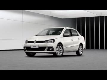 volkswagen voyage-16-msi-highline-imotion-flex-2018 frente