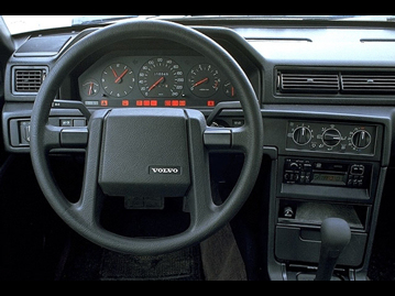 volvo 940-station-wagon-30-turbo-1991 painel